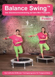 Trainings-DVD: Balance Swing™ Power (60 min)